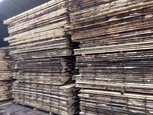 Sycamore stock at Vastern Timber